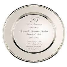 25th wedding anniversary return gifts