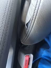 drivers seat leather repair image1 2 jpg