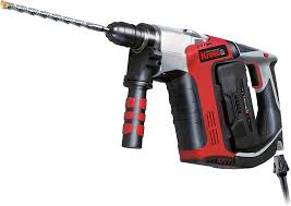 kress. kress has developed the first cordless and corded electric power tool. pneumatic chisel hammer 360 bps bipower also sets benchmarks in drilling
