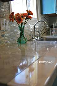 marble countertop how to tile over laminate countertops toolbox divas