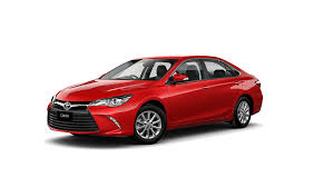 toyota camry all models paint colours