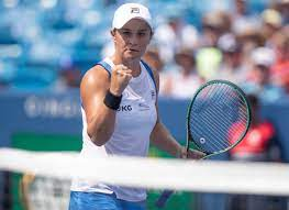 Ashleigh Barty pleased to work around ...
