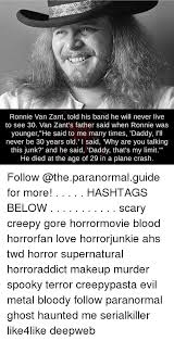 Ronnie Van Zant Quotes Magnificent Ronnie Van Zant Quotes Brilliant Top 48 Quotesduane Allman Az Quotes