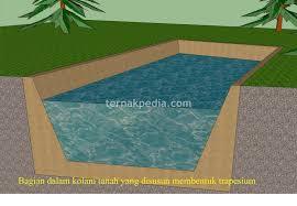 Hindarkan sumber mata air dari bahaya limbah industri maupun rumah tangga agar kualitasnya tetap baik. Cara Pembuatan Kolam Ikan Lele Dari Tanah Ternakpedia