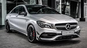 Mercedes-Benz CLA Updated - Autoworld.com.my
