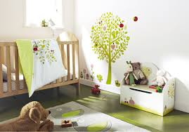 ... Entrancing Image Of Unique Baby Nursery Room Decoration Ideas : Fair  Picture Of Light Green Unique ...