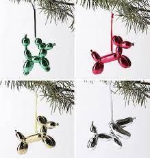 Balloon Dog Animal / Balloon Dog Theme Christmas Tree Ornament