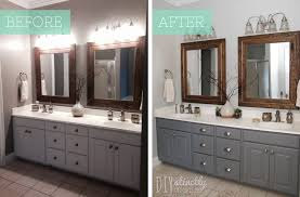 paint bathroom vanity painting my black inside decor 1 pertaining to best for cabinets remodel 5