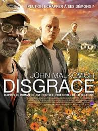 being j m coetzee disgrace starring john malkovich whatever happened to the film adaptation of j m coetzee s stunning novel disgrace starring john malkovich if like me you ve been under the spell of