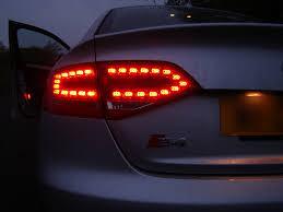 Audi A4 Back Lights 2010 A4 Led Taillights Question Audiworld Forums