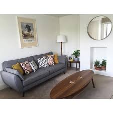 Zinc 4-seater and 2-seater in charcoal | Jon T | DFS  Living Room ...