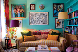 Orange And Blue Living Room Decor Orange And Teal Living Room Decor Decorating Ideas Teal And Orange
