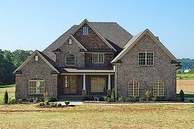 story transitional craftsman home plan