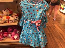 Photos Disney Snack Dress Debuts At World Of Disney At