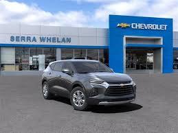 New Chevrolet Blazer Suvs Cars For Sale Serra Whelan Chevrolet Near Metro Detroit