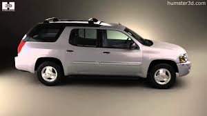 GMC Envoy XUV 2004 by 3D model store Humster3D.com - YouTube