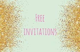 party invite templates free free birthday party invitations to print magdalene project org