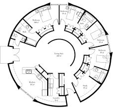 plan number dl5002 floor area 1,964 square feet diameter 50' 4 Concrete House Plans Pdf plan number dl5002 floor area 1,964 square feet diameter 50' 4 bedrooms concrete house plans for florida