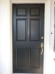 black front doorTheres Just Something About a Black Front Door  Hardwood Floors