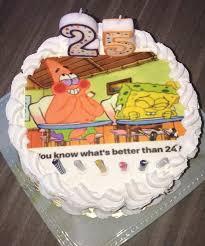 25 Spongebob Cake Funny July 15 2017 Diseño De Casa Fresca