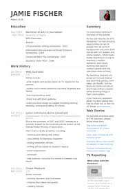 Sports Editor Resume Samples Visualcv Resume Samples Infographic Cv