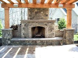 diy outdoor fireplace kit outdoor fireplace kits amazing best outdoor fireplace kits ideas on outdoor intended