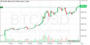 Techniquant Bitcoin Us Dollar Index Btcusd Technical