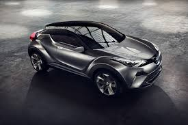 Toyota C-HR Concept Hybrid Crossover - Lifestyle For Men Magazine ...