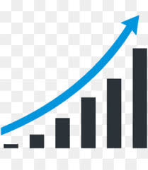 Growth Chart Png Financial Growth Chart Growth Chart Logo