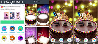 name on birthday cake by galaxy launcher 1