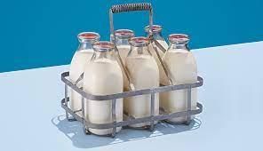 Milk Delivery Service Regains Popularity