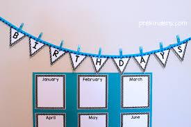 Birthday Crown Certificate Chart Prekinders