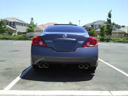 2008 Nissan Altima 3.5se COUPE 1/4 mile trap speeds 0-60 ...