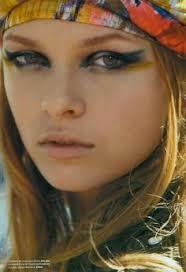70 s hippie makeup look mugeek vidalondon makeup hippie makeup and hippie fashion festival hippie i festival make up tutorial deutsch verlosung i hannah