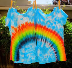 Tie Dye Patterns Fascinating Beginner's Guide How To Tie Dye Hearts Rainbows And Spirals PDF