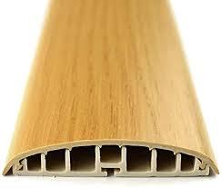 Kabelkanäle wellrohre jetzt im hornbach onlineshop bestellen. Leitungsfuhrungskanal Kabelkanal Selbstklebend 74mm Pvc Eiche G0 2m Amazon De Baumarkt