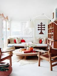 a laid back living room with spirit