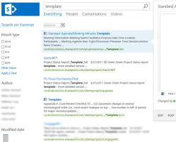 Sharepoint Knowledge Base Template 2013 Making Sharepoint Search Results Even Better For Your Users