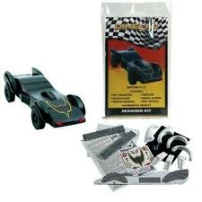 Pinewood Derby Cars Designs Pine Car Pinewood Derby Designer Kit Batcar Pinewood Derby
