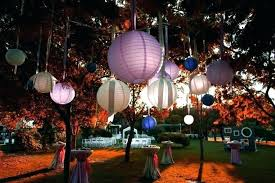 party lighting ideas. Backyard Lights Party Outside Ideas Photo 1 Of 8 Lighting