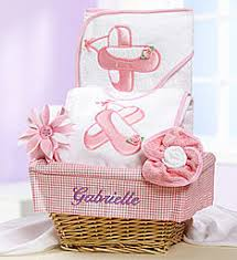 Welcoming Baby Girl New Baby Gift Baskets New Baby Gifts 1800baskets Com