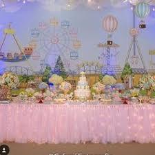 цирк: лучшие изображения (7) | Десертные столы, Красная ...