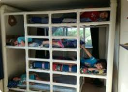 diy bunk beds pvc hmmm interesting idea that s adaptable to other projects such as a bed canopy
