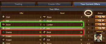 Trading Goods In Forge Of Empires Forge Of Empires Foe