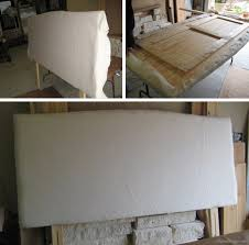 awesome how to make a king size upholstered headboard 16563 intended for queen