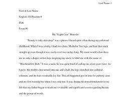 023 Narrative Essay Format Works Apa Sample Paper Research Template
