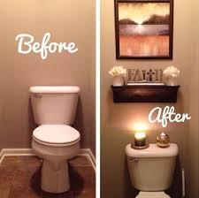 Small Picture Before and after bathroom Apartment bathroom Great ideas for
