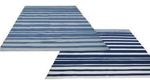 beach house 100 cotton flatweave dhurry rug