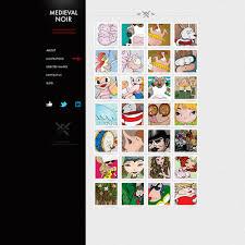 Artist Website Templates Magnificent Artist Website Template Free Website Templates