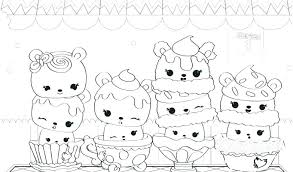 Num Noms Coloring Pages Lovely Coloring Pages For Elegant Or